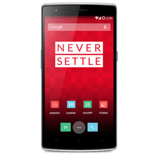 OnePlus One (Sandstone Black, 64 GB)